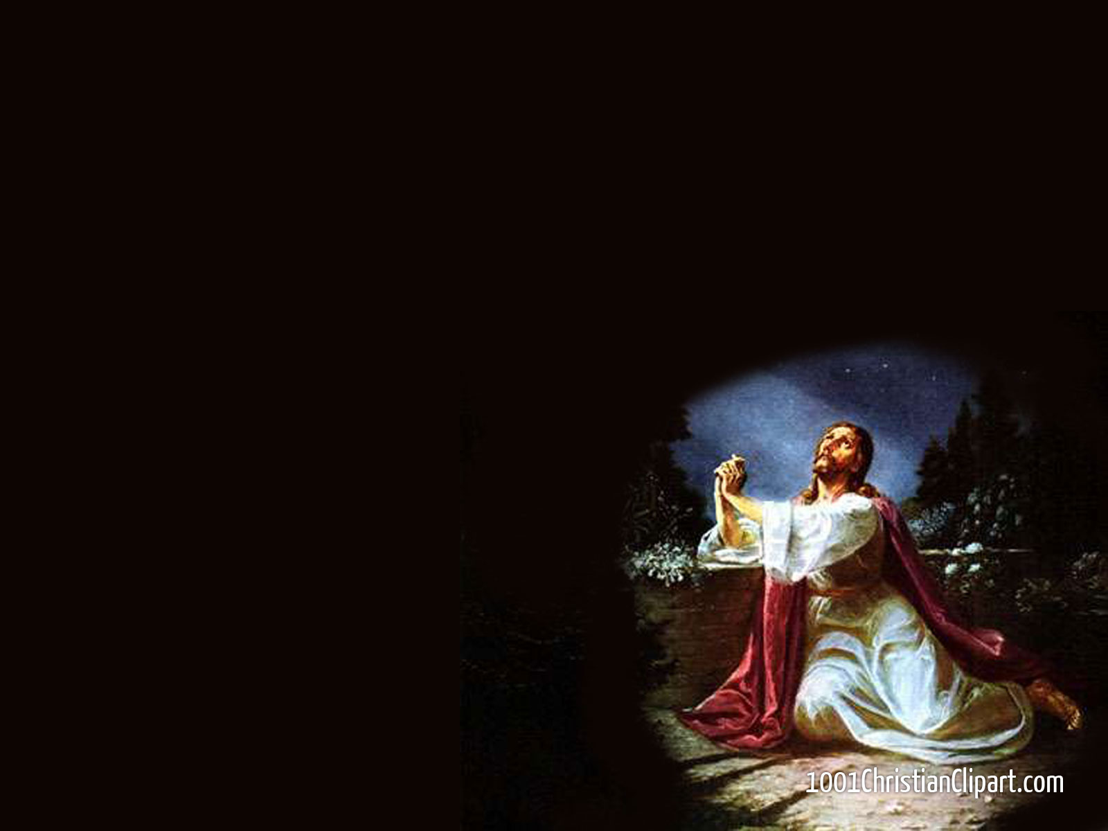 jesus-praying-at-gethsemane