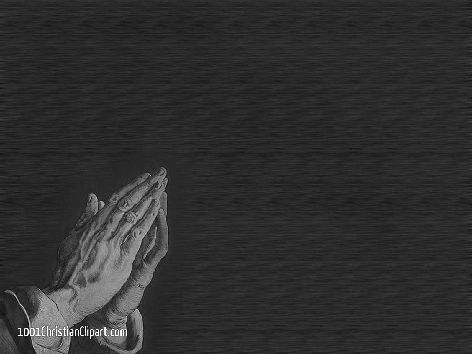 Praying Hands – 1001...