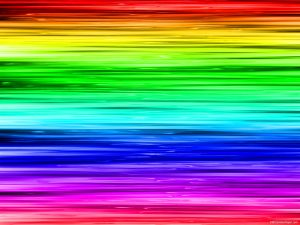 Rainbow HD Powerpoint Design