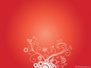 modern red background