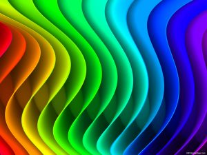 Rainbow Clipart Background Powerpoint