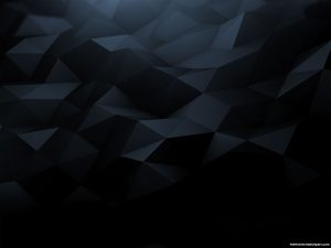 Dark Blue Abstract HDR Background