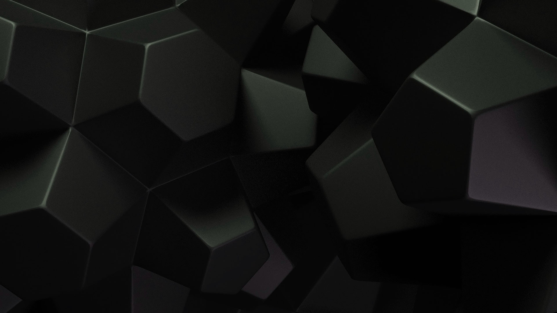 black-3d-background